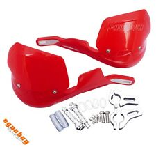 "Dirt Bike Dual Sport ATV 7/8"" Handlebar Heighten Hand Guards Cover For Honda CRF"