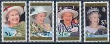 Pitcairn Nr. 475-478 postfrisch / **, Queen Elizabeth II. (29608)