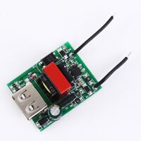 USB DC 12-72V to 5V 1A Step Down Isolated Power Supply Buck Converter Stabilizer