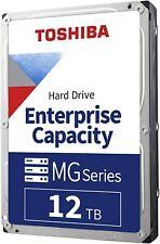 HPE/ TOSHIBA MB012000GWTFE  12TB 7,200RPM 6Gb SATA LFF HDD