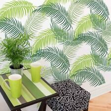 Palm Frond Wall Stencil