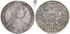 S88/27 RDR Maria Theresia Taler 1780 S.F. Günzburg