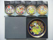 Rosenthal Aladin und die Wunderlampe 04 Aladin im Zaubergarten (meine Pos. 4)