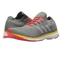 big sale 19f95 6780a Adidas Adizero Prime Kolor PrimeKnit Boost Continental Grey Running Shoes  11 Men