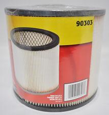 Shop Vac Cartridge Filter for Genie Wet/Dry Vacs 90303