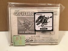 Tomy Zoids Genesis Cp-08 Pile Bunker Gold Customize Parts for Hayate Liger Misb!