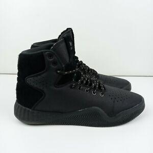 ADIDAS Tubular Instinct Basketball Shoes Sneakers Black BB2385 Men's Size 9