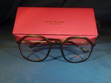 80310b5d8d9 New Women s Isaac Mizrahi Eyeglass Frame IM 30023 Black Plastic 50-18-135