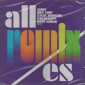 All Remixes ( Yazoo, Moby, Kylie ) new cd in seal