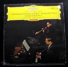 Seeman / Schneiderhan - Beethoven Violin Sonatas In D Major LP Mint- 138 121 1st