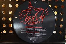 "IGGY POP – livin 'on the Edge of the Night Vinyl, 12"" PICTURE DISC, nouveau"