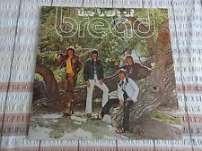 "BREAD - THE BEST OF BREAD 12"" 33RPM VINYL LP ELEKTRA RECORDS K 42115 1972 GATES"