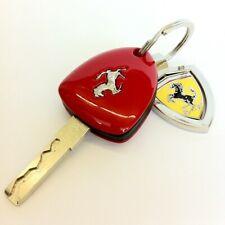 FERRARI 458 ITALIA 599 GTB California FF RICAMBIO TELECOMANDO GUSCIO CHIAVE
