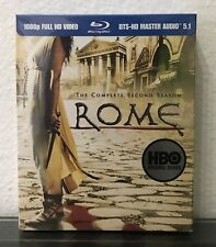 ROME - HBO Complete Season 2 / BLU-RAY - Factory Sealed