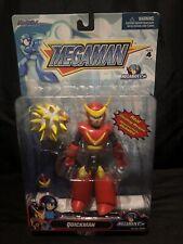 2004 Mega Man Quick Man Action Figure Jazwares Capcom