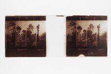Pano Décoration Plaque de verre Stereo Positif Vintage PL33L5P