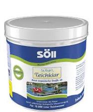 Söll Dr. Roth´s TeichKlar 250g für 5.000l - Baut organische Stoffe ab
