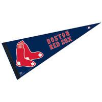"Boston Red Sox Full Size 12"" X 30"" MLB Pennant"
