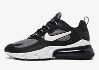 Nike Air Max 270 React Black Size 10 US Mens Athletic Running Shoes Sneakers