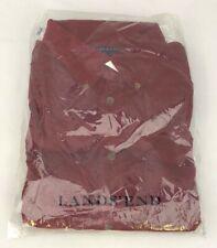 Lands' End Men's L/S Corduroy Button Down Shirt ~ Size Medium NEW