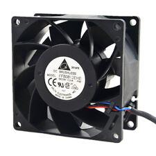 Delta FFB0812EHE - F00 DC 12V 1.35A 8cm 8038 axial cooling fan 80x80x38mm
