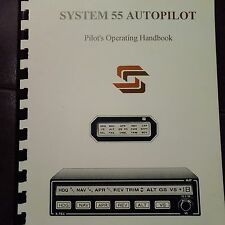S-Tec System 55 Autopilot Pilot's Operating Handbook, Stec