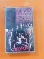 SKID ROW Slave To The Grind 82278 4 SR Cassette Tape