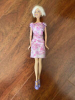 Mattel Barbie doll Clothing Lot, Spring/Summer/Evening dresses - 6 dresses total
