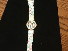 Future Multi Pastel  Color Quartz Watch