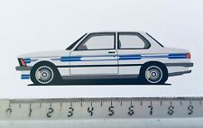 Sticker / Aufkleber, BMW Alpina E30 B6