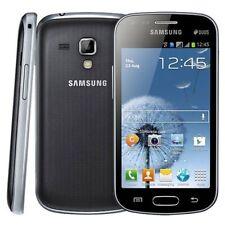"Samsung Galaxy S Duos S7562 Black 5MP Dual-Sim 4"" Unlocked smartphone"