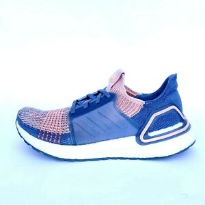 Adidas Women's ULTRABOOST 19 Size 8 Running Shoes Sneakers Lace Up G54013
