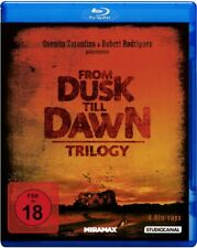 From Dusk Till Dawn Trilogy Blu Ray Video