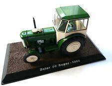 Zetor 50 Super -1966- Traktor  1:32 Atlas ohne OVP #3496