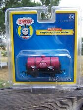 Bachmann HO/OO scale Thomas and Friends Deluxe Rasberry Syrup Tanker