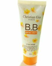 Sun block made in  korea christian Gio BB Cream uv Make up  base with 50ml