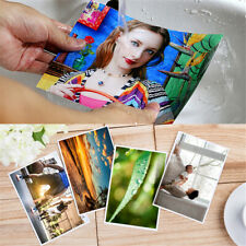 A4 100 Sheets Glossy With Premium Quality Photo Paper For Canon HP Printer Hot !