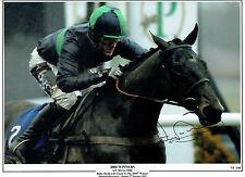 Tony AP McCOY Signed Autograph Jockey 16x12 Jockey 3000 Winners Photo AFTAL