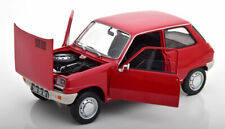 Norev 1972 Renault 5 Red Color in 1/18 Scale New Release!