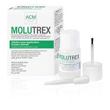 NEW MOLUTREX TREATMENT 5% POTASSIUM HYDROXIDE REMOVE MOLUSCS MOLLUSCUM FREE SHIP