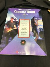 Hal Leonard Ultimate classic Rock Piano -vocal -guitar 70 Hits -Large Book