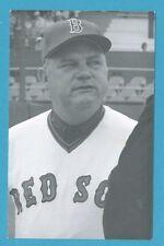 Don Zimmer Boston Red Sox Vintage Baseball Postcard PP00115