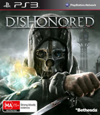 Dishonored Playstation 3 PS3