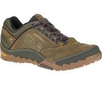 Merrell Annex GTX Gore-tex Shoe J36819 Olive NEW