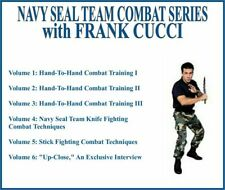 NAVY SEAL TEAM COMBAT Training Series (6) DVD Set hand to hand combat techniques