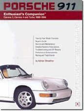 Porsche 911 (964) Enthusiast's Companion. 1989-1994 by Adrian Streather.