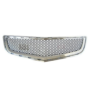 GM1036120 NEW Bumper Cover Grille Fits 2009-2012 Chevrolet Traverse