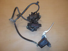 99 00 01 02 Suzuki SV650 OEM front brake master cylinder calipers assembly