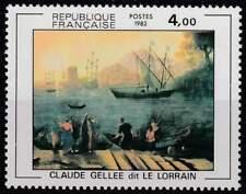 Frankrijk postfris 1982 MNH 2345 - Claude Gellee