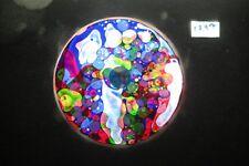 BUBBLE VISION oil wheel WITH CIRCLES optikinetics projector solar 250,575,AURA